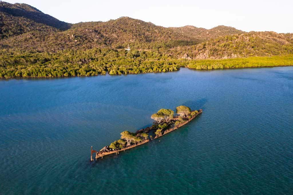 Ss Adelaide Magnetic Island