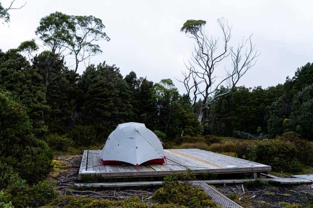 Tent Platform Windermere