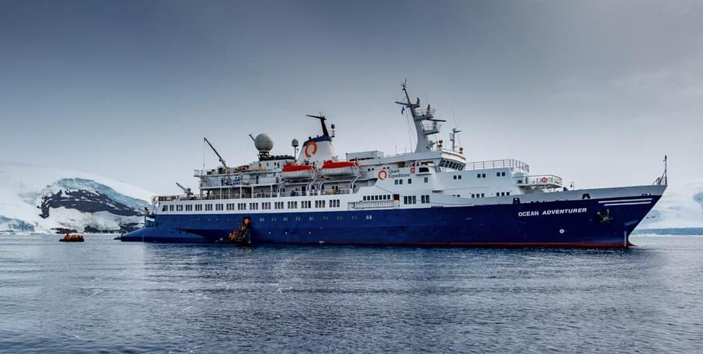Ocean Adventurer Shipe