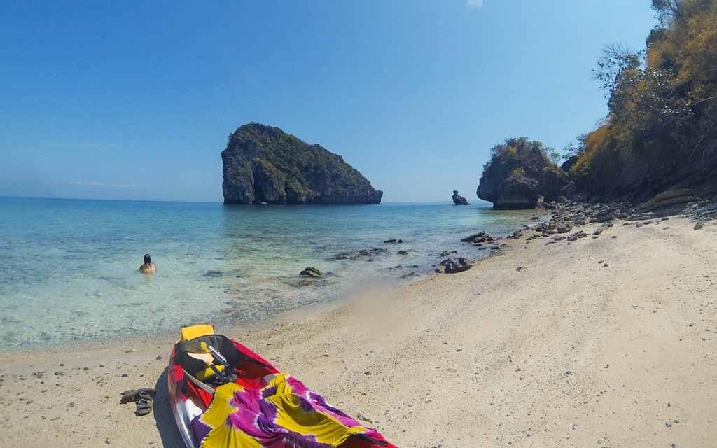 Sea Kayaking Ao Nang