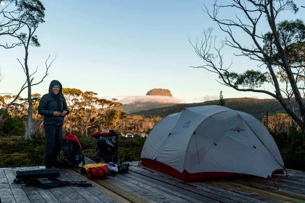 Windermere Tent Platform