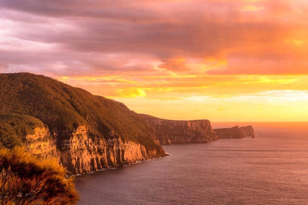 Tasman Peninsula Sunrise