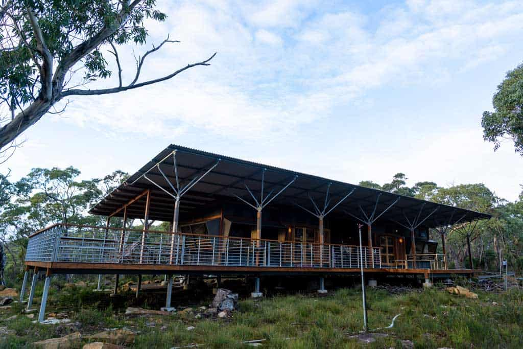 Retakunna Hut