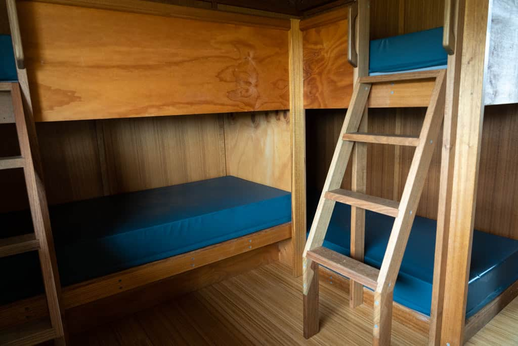 Dorm Rooms On Three Capes