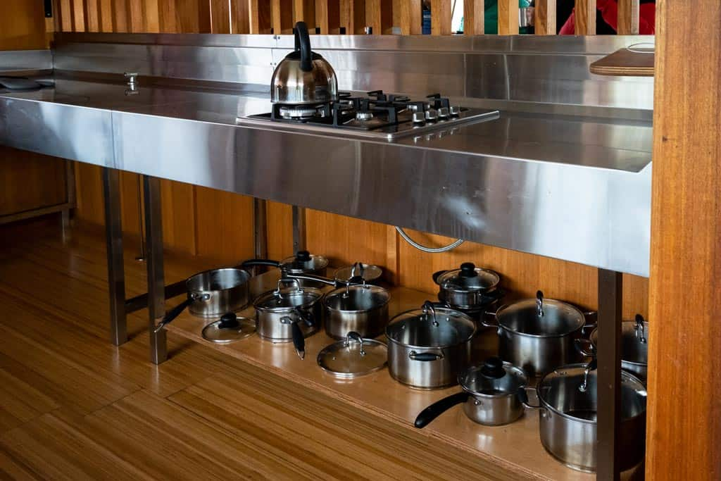 Inside Three Capes Kitchens