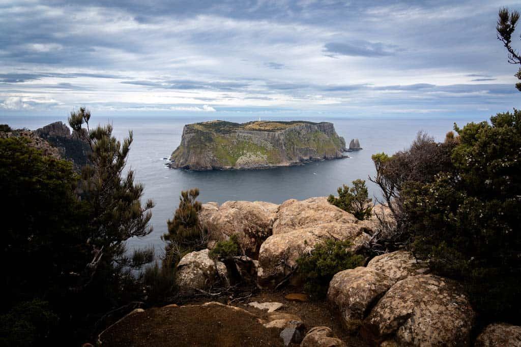 View To Tasman Island