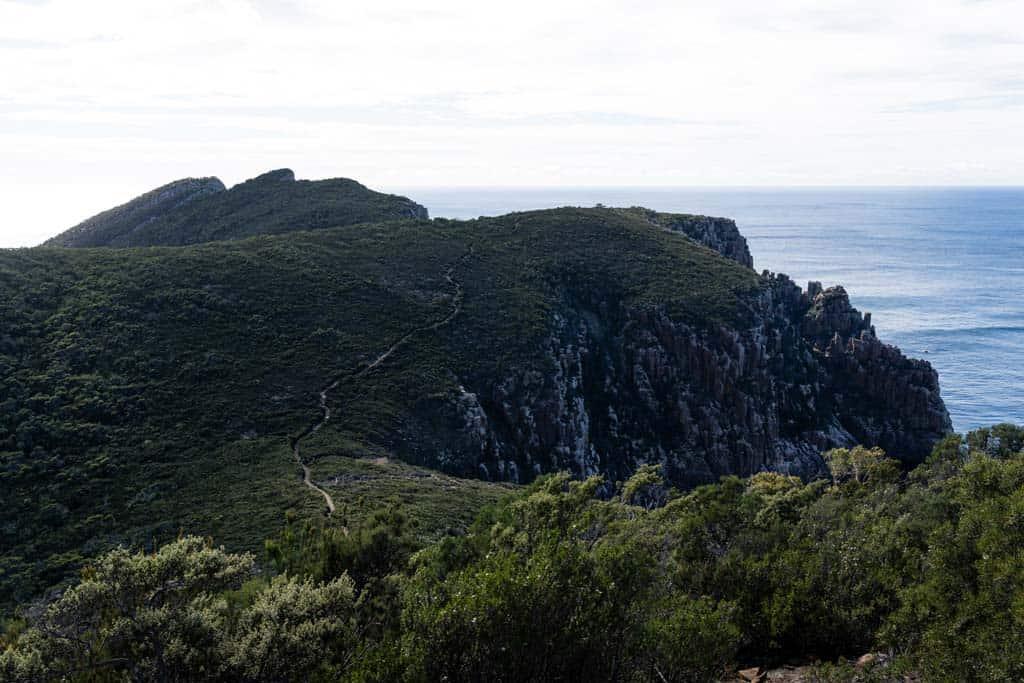 Big Mountain Views Tasman Peninsula