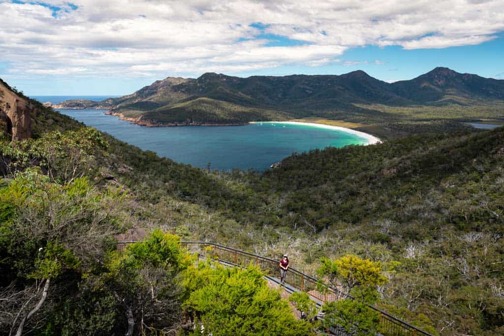 Wineglass Bay Lookout Views