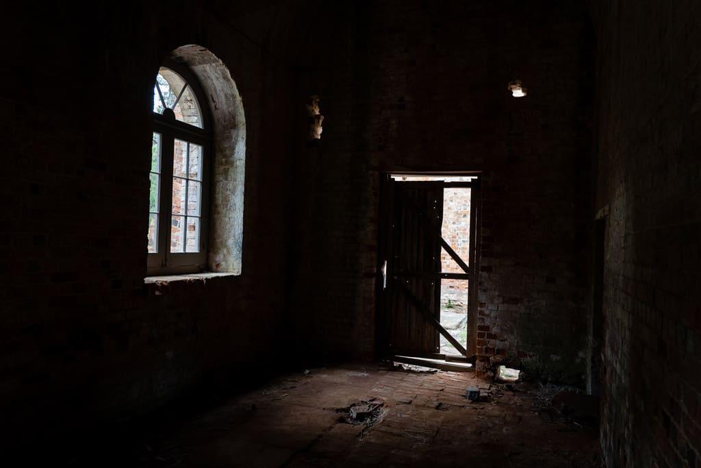 Old Storehouse Interior