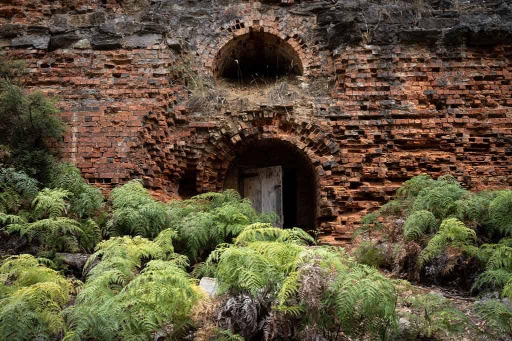 Old Kiln Brick Building