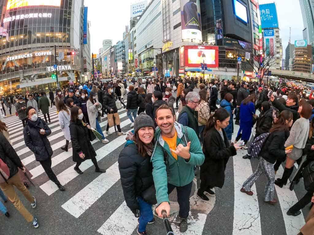 Us Shibuya Crossing