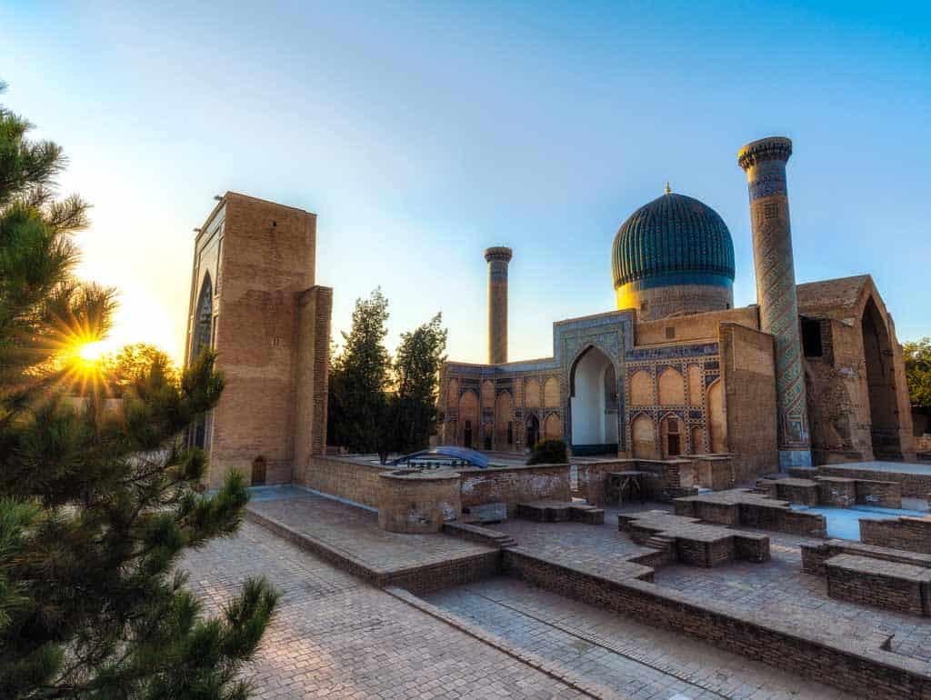 Amir Timur Mausoleum Best Camera Accessories