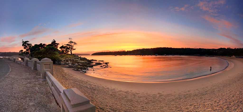 Balmoral Beach Sunrise