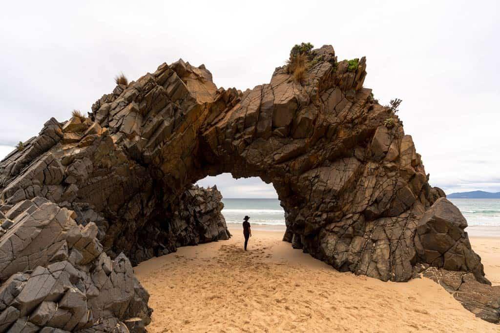 The Arch Bruny Island