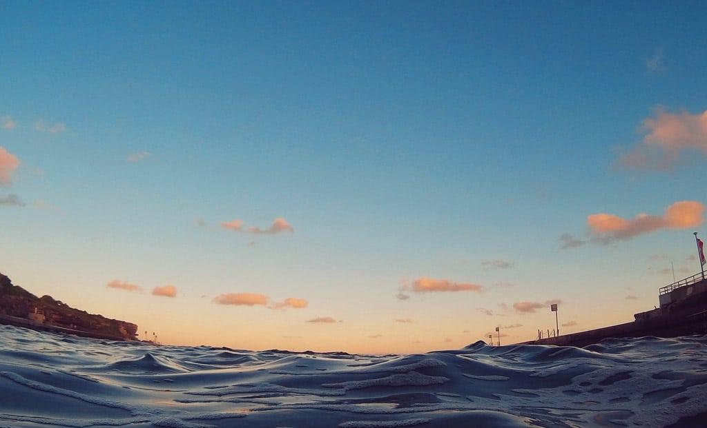 Clovelly Beach At Sunrise