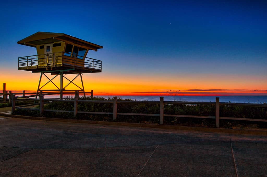 Cronulla Beach Sunrise
