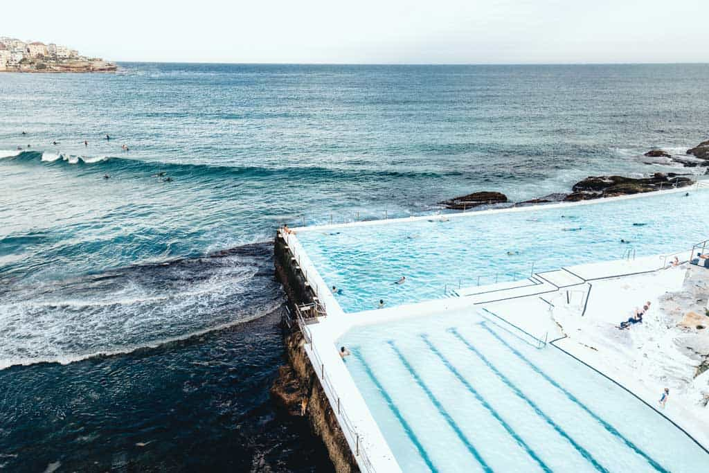 Icebergs Bondi Beach