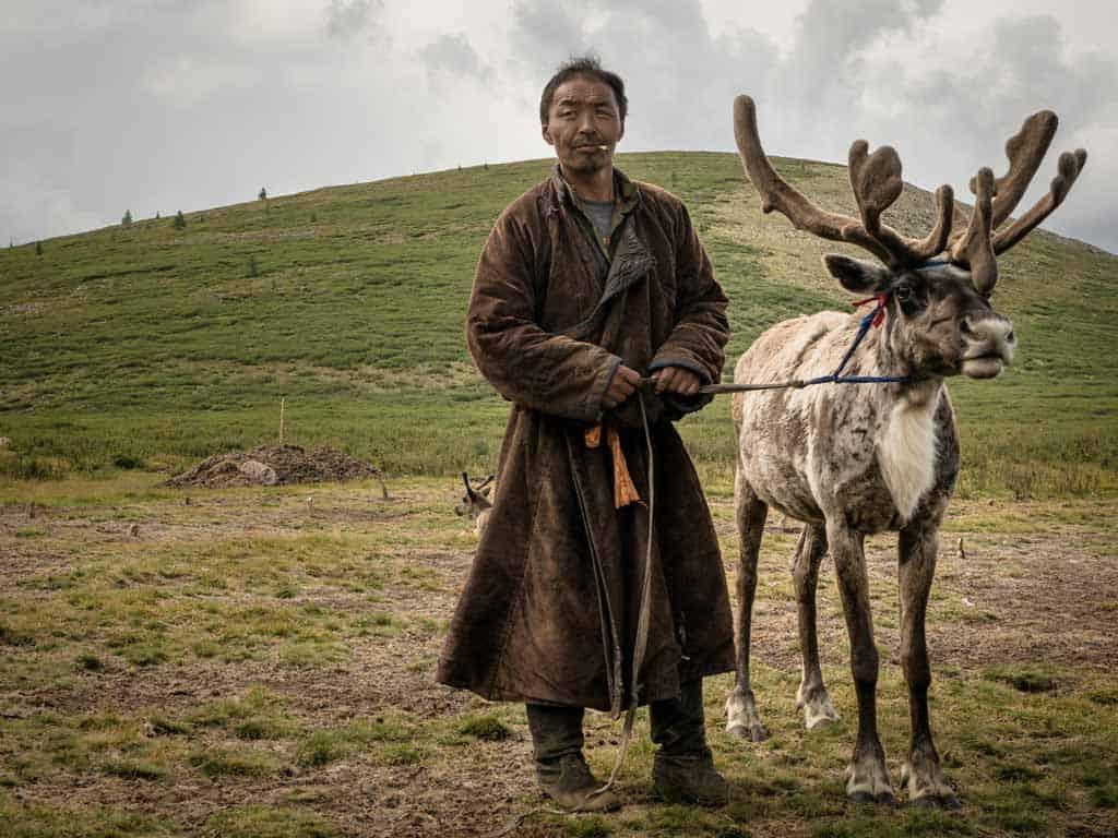Magsar Reindeer King