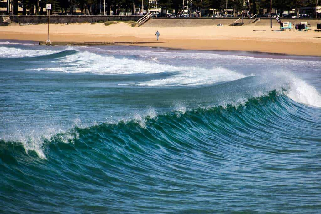 Manly Beach Waves