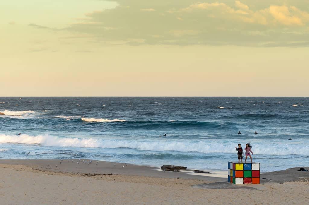 Rubix Cube Maroubra Beach