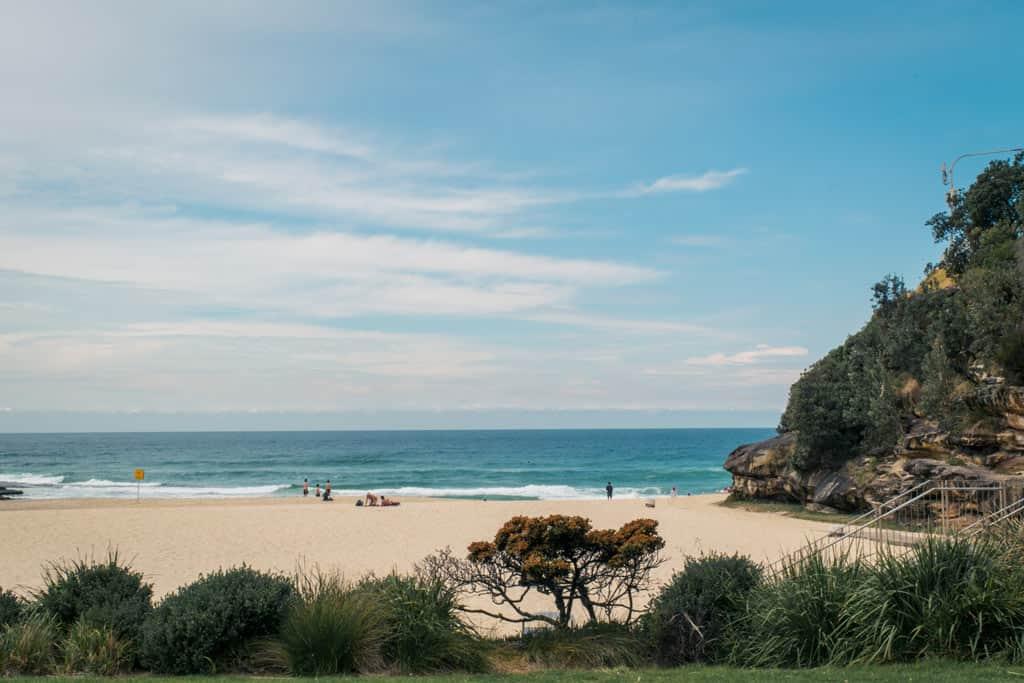 Tamarama Beaches In Sydney