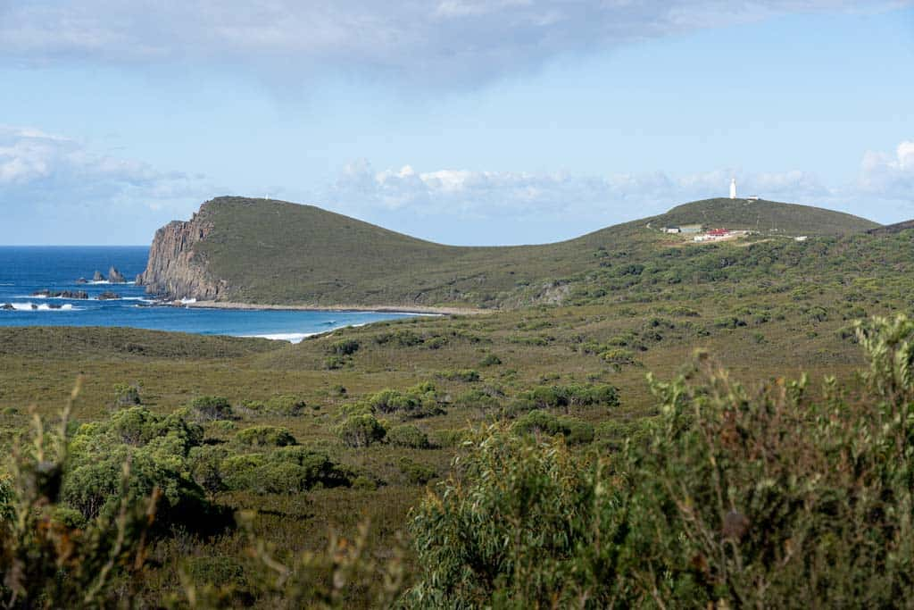 Views Over Cape Bruny