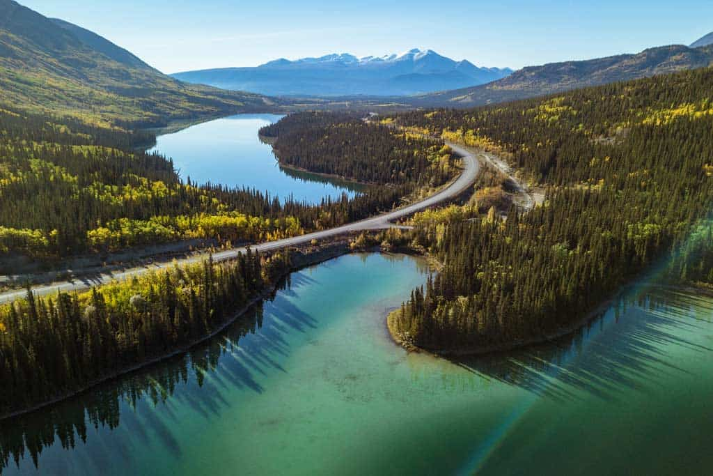 Golden Circle Route Emerald Lake