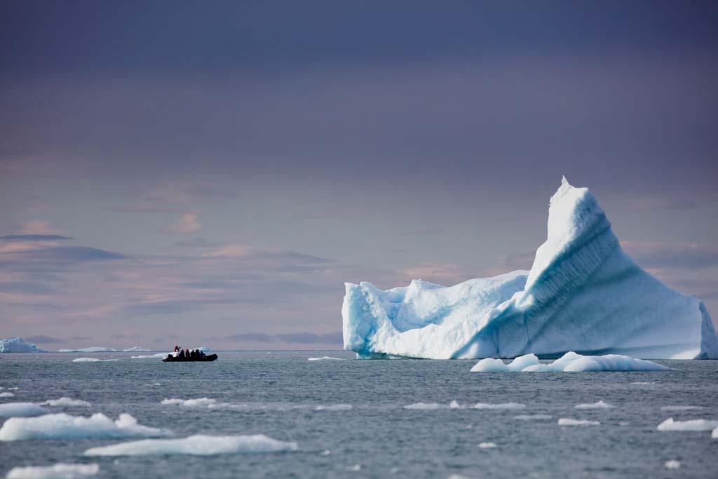 Canadian Arctic Icebergs