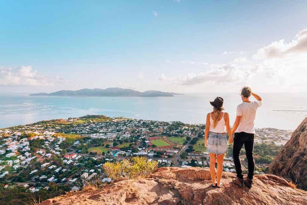 Castle Hill Townsville Views