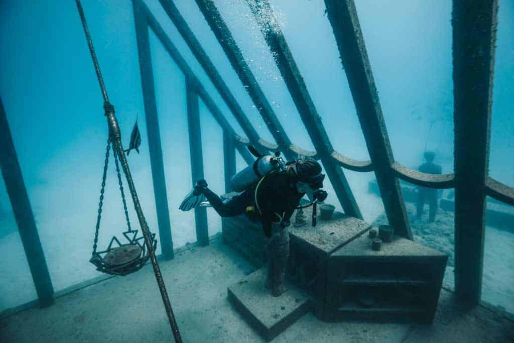 Museum Of Underwater Art Moua Townsville