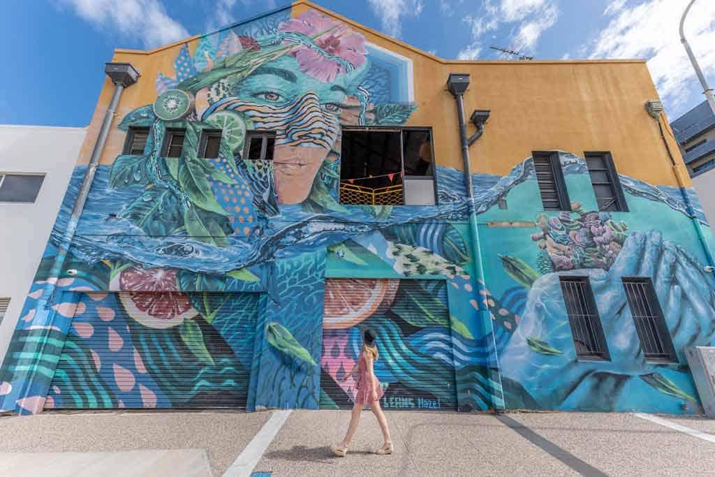 Townsville Street Art